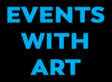 logo events with art