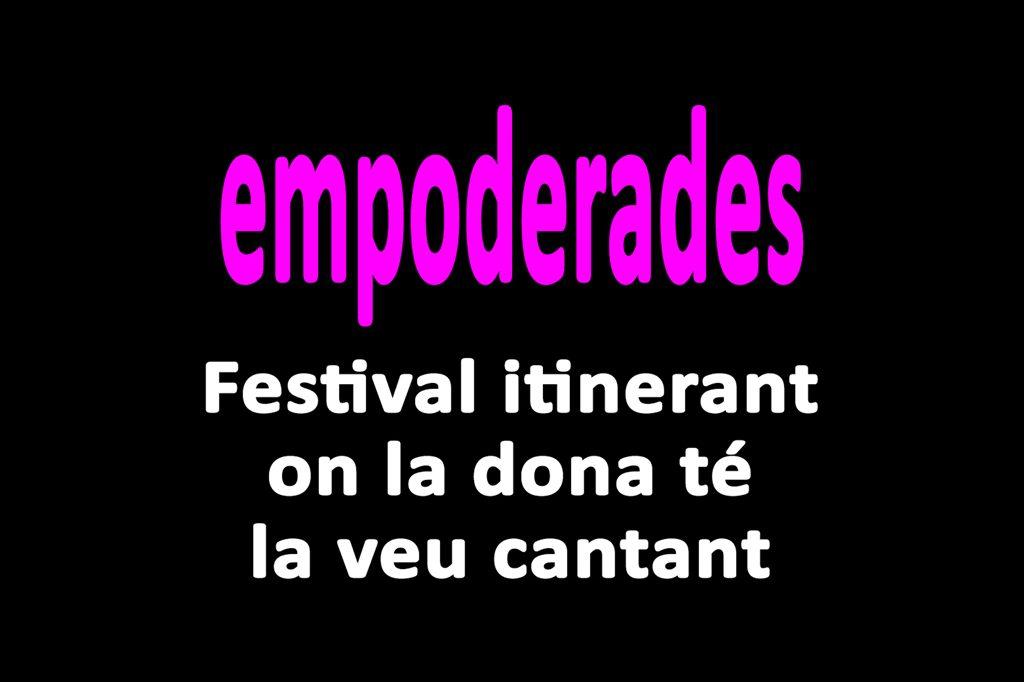 FESTIVAL EMPODERADES